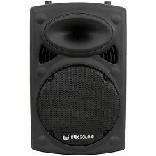 Passive 12 Inch ABS PA Speaker for Band DJ or Club QTX Qr12 178.212uk