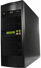 More details for acard 1 to 5 cd/dvd copier duplicator standalone tower system with asus drives