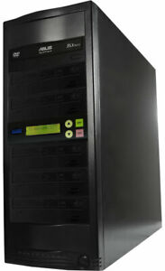 Acard 1 to 5 CD/DVD Copier Duplicator Standalone Tower System with Asus Drives