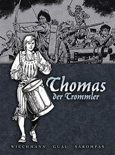 THOMAS DER TROMMLER HC Gesamtausgabe # 1 HARDCOVER Gual/Sarompas/P.Wiechmann YPS