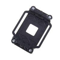 Black CPU Fan Cooler Retainer Base Bracket For AMD Socket AM3 AM2 940 Jd