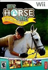 My Horse & Me: Riding for Gold (Nintendo Wii, 2009) Disc Only **Very Rare**