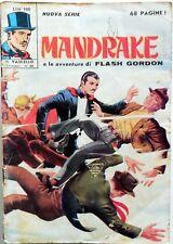 NUOVA SERIE MANDRAKE IL VASCELLO N.25 1971 CON FLASH GORDON