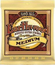 Ernie Ball 2002 Earthwood chitarra acustica corde medium 13 - 56