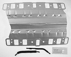 Olds Oldsmobile 307 350 5.7 403 V8 Valley Pan Intake Gaskets Set 1973-84 MS15966