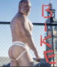 Vintage BIKE Jockstrap Men Underwear Jock Classic Collectible Size XXL 38 / 44