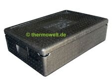 Profi Thermobox Thermobehälter 1/1 GN 117mm Nutzhöhe, Thermobox 1 1 GN