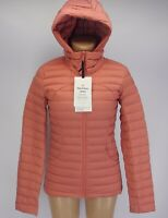 NEW LULULEMON Pack It Down Jacket 4 Rustic Coral 700 Fill Goose Down FREE SHIP