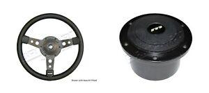 Land Rover Defender Alloy Motorsport volant 36 Spline Boss Kit Horn