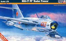 MC MiG-17 PF Radar Fresco DDR NVA Pologne Hongrie Soviet Air Force 1:72