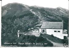 to 39 1960 ABETONE (Pistoia) Rifugio Selletta e M.Gomito - viagg - Ed.Rotalfoto