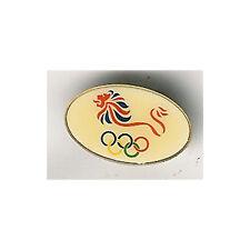 Gran Bretaña Athletics Equipo Olímpico Insignia Bf 31mm