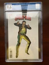 Peter Parker: The Spectacular Spider-Man #6 CGC 9.6 NM+| Campbell (C)  Stan LEE