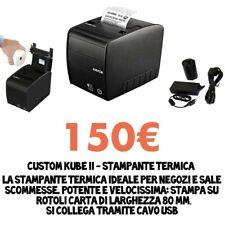 Stampante Termica Custom Kube 2