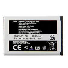 SAMSUNG AB463651BU / BE BATTERY FOR B3410 S7070 S5260 B5310 C3060 C3510 C3222
