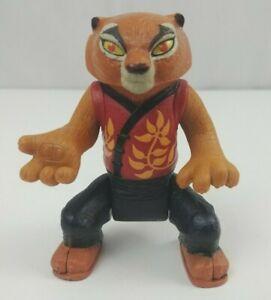 "2008 McDonalds Toy Dreamworks Kung Fu Panda Master Tigress 3.75"" Action Figure"