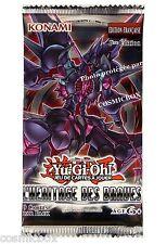 Yu-Gi-Oh booster de 9 cartes l'HERITAGE des BRAVES paquet Français 1ère édition