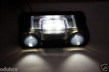 1x LED-Lampen Vordere Hintere Kennzeichen Nummernschild Lampe für Herren