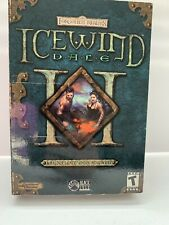 Icewind Dale II (PC, 2002) Sealed