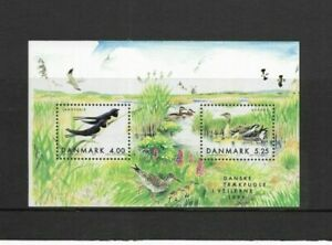Birds set - Denmark - 1999 - Mint No Gum