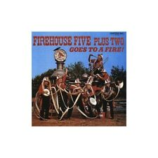 Firehouse Five Plus Two - Goes To A Fire! - Firehouse Five Plus Two CD E8VG The