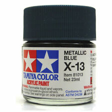 Tamiya 23ml x-13 Acrílico Color: Azul Brilloso 300081013