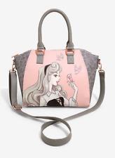 Loungefly Disney Sleeping Beauty Satchel Bag - New