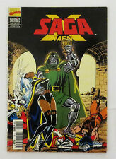 X-MEN Saga # 19 VF Marvel Semic 1995 - TBE