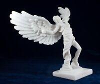 Icarus Statue Ancient Greek Roman Mythology Alabaster Sculpture