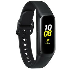 Samsung Galaxy Fit Activity Fitness Tracker Black Wrist Band Swim Heart Rate