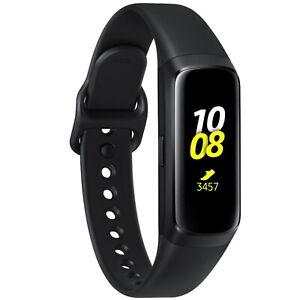 Samsung Galaxy Fit Smart Watch Activity Tracker Black Wrist Band Swim Heart Rate