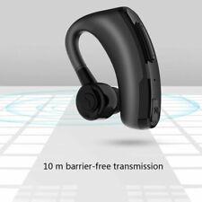 V11 Earphone Business Bluetooth Handsfree Wireless Headset for Driver Sport Gym