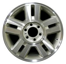 "18"" Ford F150 2005 2006 2007 2008 Factory OEM Rim Wheel 3559 Silver Machined"