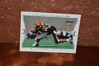 FOOTBALL CINCINNATI BENGALS KI-JANA CARTER CARD SCORE 1997