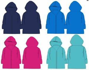 Regenmantel Kinder Regenjacke Regenkleidung Regencape Mantel Cape 98 - 164