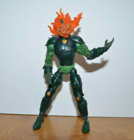 "MARVEL LEGENDS JACK O LANTERN Action Figure 2006 6"" Toybiz Spiderman Comics"