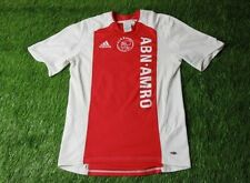 AJAX AMSTERDAM HOLLAND 2005-2006 FOOTBALL SHIRT JERSEY HOME ADIDAS ORIGINAL