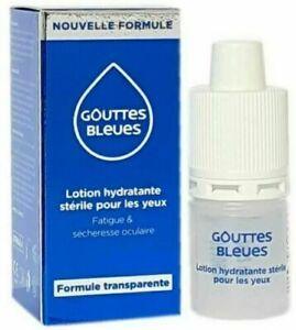 INNOXA Paris Blue Eye Drops Gouttes Bleues 10ml