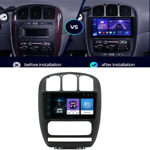 10.1'' Android 10.1 Stereo Radio For Chrysler Grand Voyager Dodge Caravan 00-10