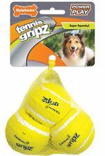 Nylabone Play Tennis Ball Medium 3pk