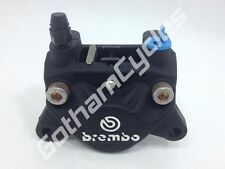 New Ducati Brembo Monster S2R 800 1000 S4R S4RS Black Rear Brake Caliper w/ Pads
