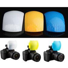 Cover Soft Box Soft Flash Light Diffuser Reflector Cap For Canon/Nikon/Sony