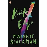 Knife Edge (Noughts and Crosses) by Blackman, Malorie, NEW Book, FREE & Fast Del