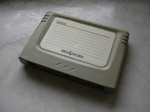 SEGA Original Saturn memory card