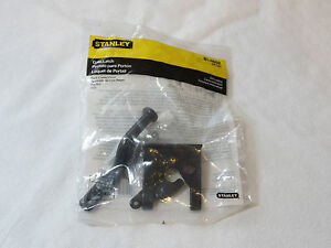 Stanley 81-4002 SP1261 Gate Latch Black Coated Finish Self Locking Latch NEW