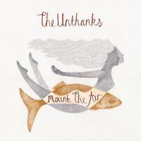 UNTHANKS - MOUNT THE AIR (LIM.GATEFOLD 2LP) 2 VINYL LP NEU