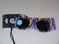 Fun & Bright Colors Fashion Eyewear shaded New Matching fabric Carrying  Pouch