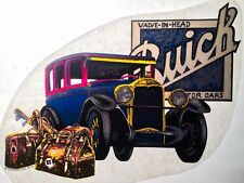 Nos 1930's Buick straight V8 Sedan Master Valve In Head V6 vTg T-shirt iron-on