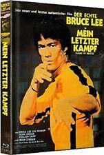 Mediabook BRUCE LEE - MEIN LETZTER KAMPF Limited BLU-RAY + DVD Box NEU