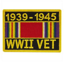 Vanguard VETERAN PATCH: WWII 1939-1945